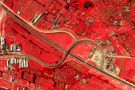 Aerial LiDAR/ Digital Imagery - Fixed wing or Helicopter